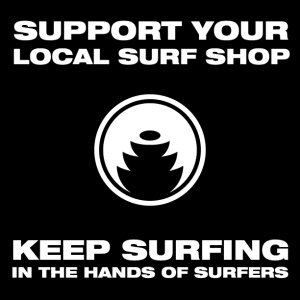 Support your local Retailer